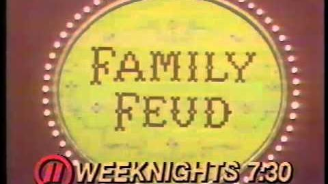 Richard Dawson 1980 Family Feud Promo