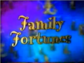 Family Fortunes 2001