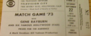 Match Game '73 (September 22, 1973)