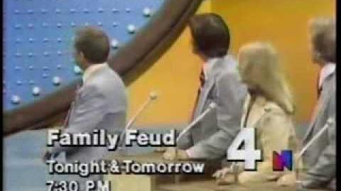 Family Feud WNBC promo, 1979