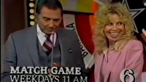 WPVI Match Game promo, 1981
