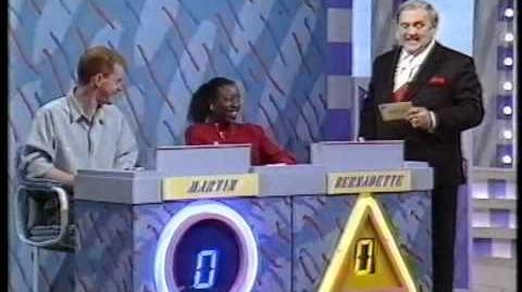 Blankety Blank - 25 09 1987 - (Holiday '87) - Part One