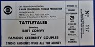 Tattletales (September 29, 1974)
