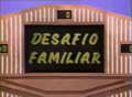 Desafio familiar 1