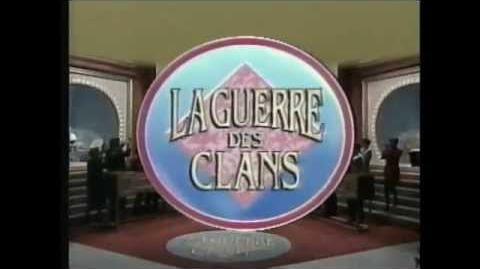 1992 xx xx La Guerre des clans 03 Les Descombes