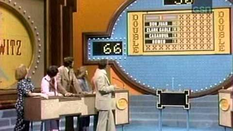 Family Feud - July 12, 1976 (Premiere)