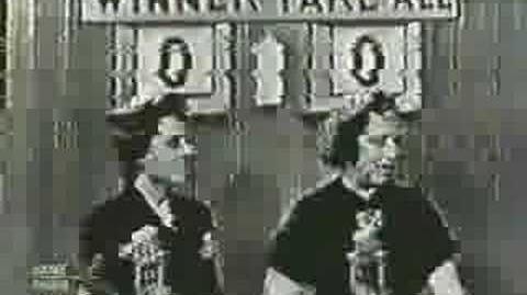 Winner Take All (1952) Bill Cullen