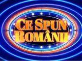 Ce Spun Românii