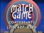 Match Game '98 Contestant Plug