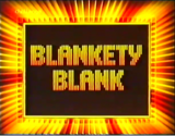 Blankety Blank 1984