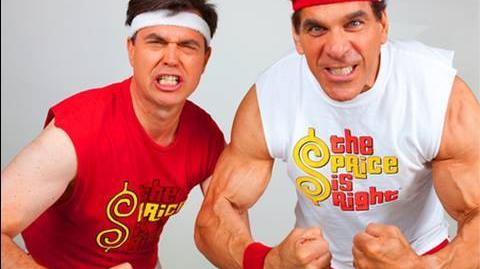 PRICE IS RIGHT - Rich Fields Gone Wild - Episode 1 with Lou Ferrigno