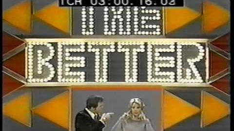 BETTER SEX opening credits ABC game show
