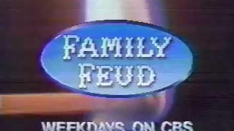 "Family Feud ""Take it While It's Hot"" Promo"