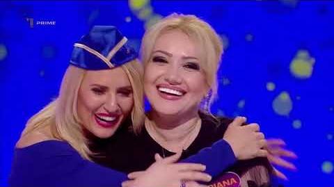 Dianna Rotaru - 100 de moldoveni au zis Part 2 (Video)