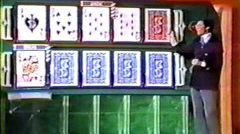 Card Sharks (1978) Pilot 1