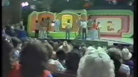 A Retro Behind the scenes view of The Price is Right (1982)