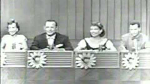 Make The Connection opening theme 1955 Gene Rayburn