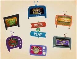 Pick & Play
