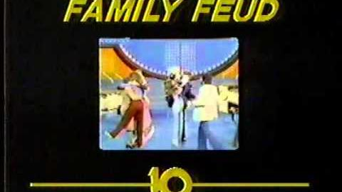 Family Feud 1981 WPLG Promo