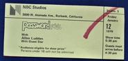 Password Plus (January 12, 1979)