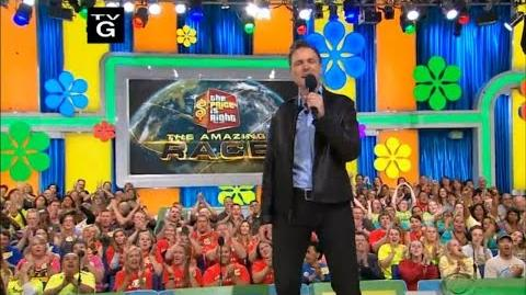 The Price is Right Primetime Special The Amazing Race Edition