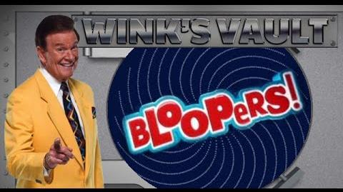 Wink's Game Show Bloopers - Episode 1