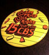 TPIR 15 Year Pin