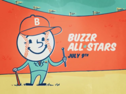 Buzzr All-Stars July 9th
