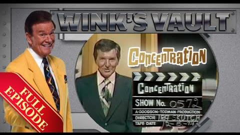 Concentration Episode 572