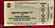Match Game '77 (January 09, 1977)