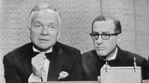 What's My Line? - Mark Goodson & Bill Todman; Martin Gabel panel (Dec 22, 1963)