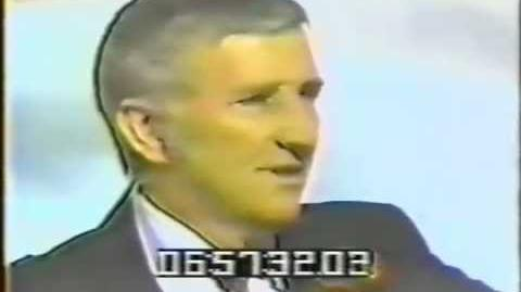 Richard Dawson's Unaired Farewell Speech from Family Feud