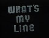 What's My Line?/International
