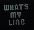 What's My Line?/International