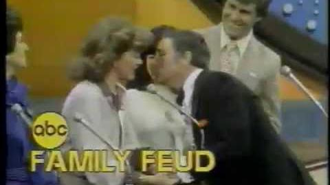 Family Feud 1978 ABC Promo