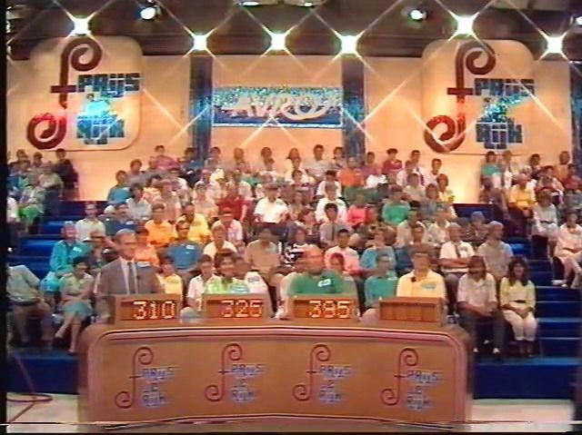 The Price is Right (Netherlands) - Prijs je rijk (1987)