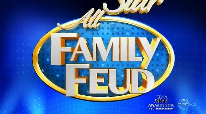 All Star Family Feud Au - Big Bash Cricketers