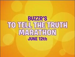 Buzzr's To Tell The Truth Marathon June 12th