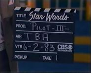 Star Words Production Slate