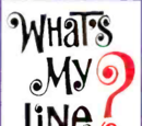 What's My Line? (1996 proposed revival)