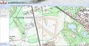 Zwałka mapa