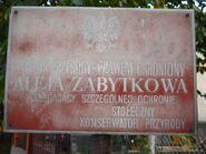 Kasztanowa tabliczka