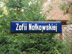 Tablica Nałkowskiej