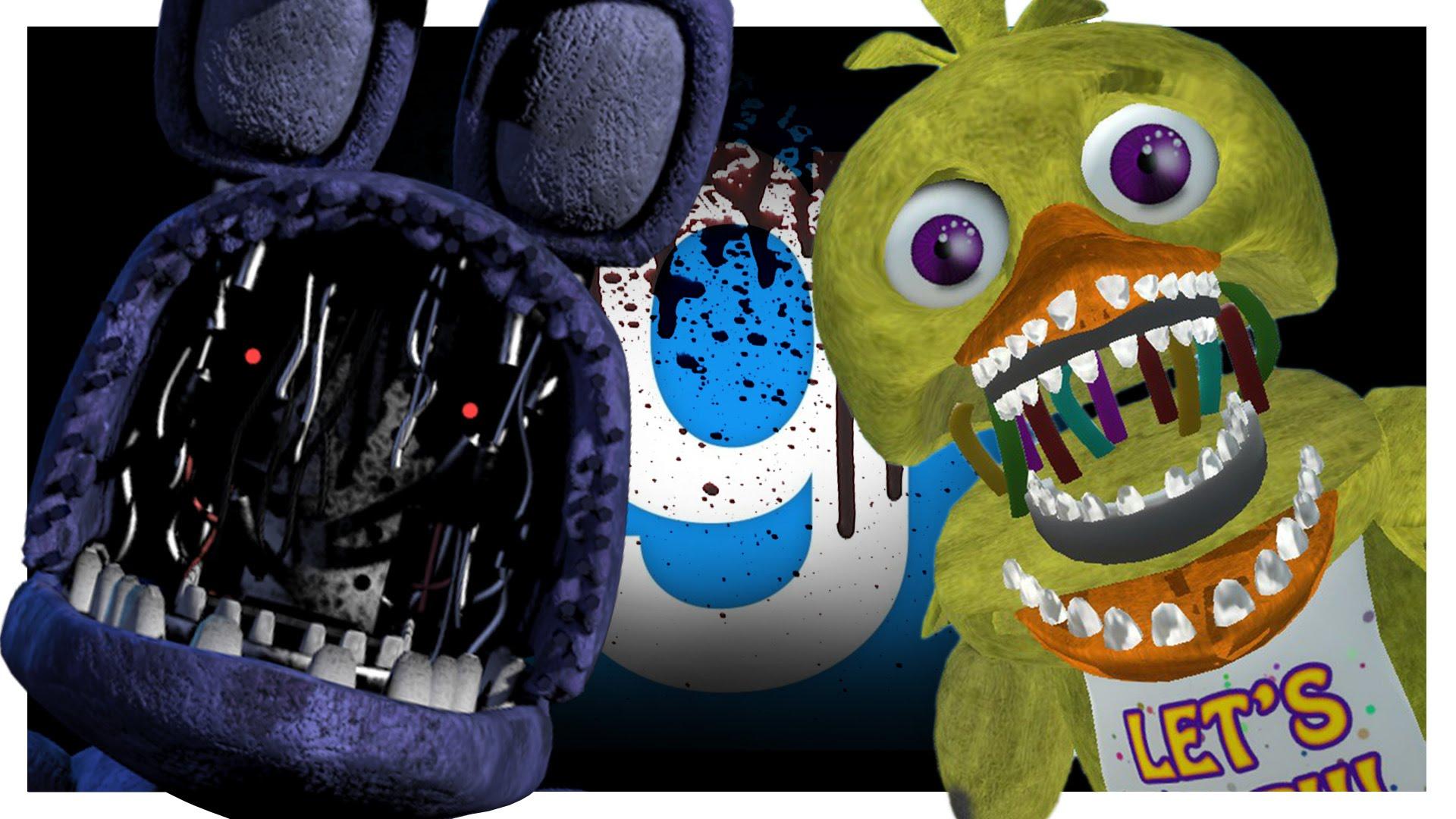 Five Nights at Freddy's 2 GMOD Map | Markiplier Wiki