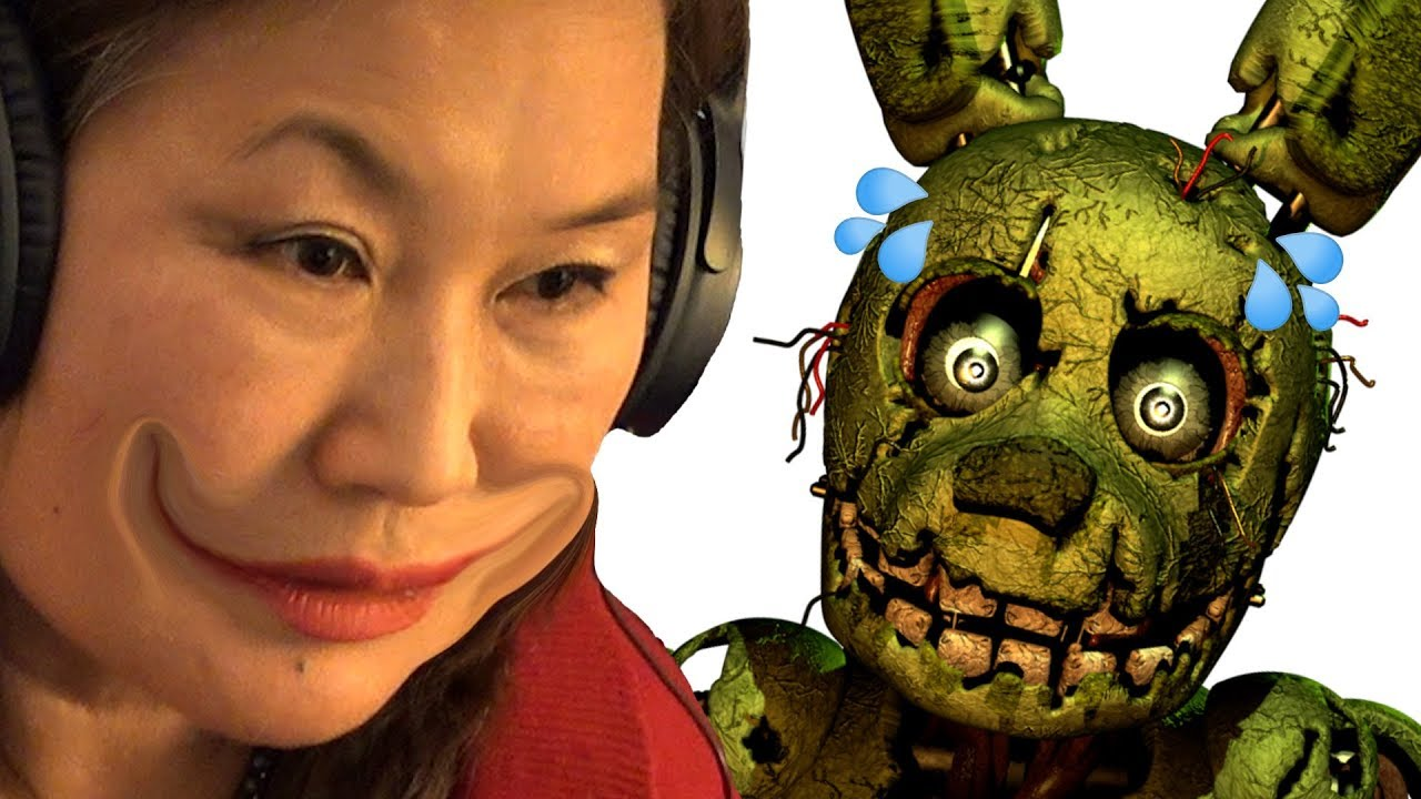 My Mom Plays Five Nights at Freddy's 3 | Markiplier Wiki