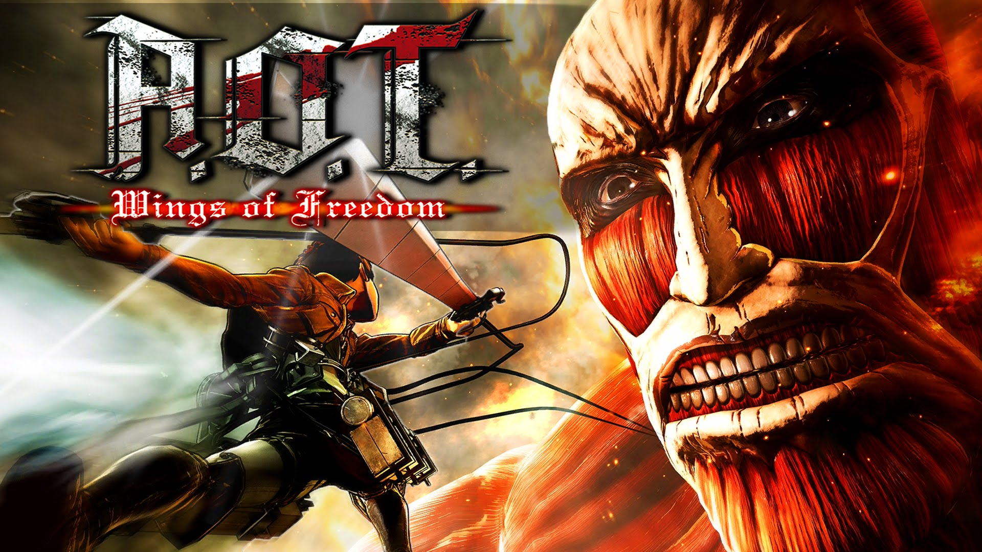 Attack on Titan: Wings of Freedom | Markiplier Wiki | FANDOM