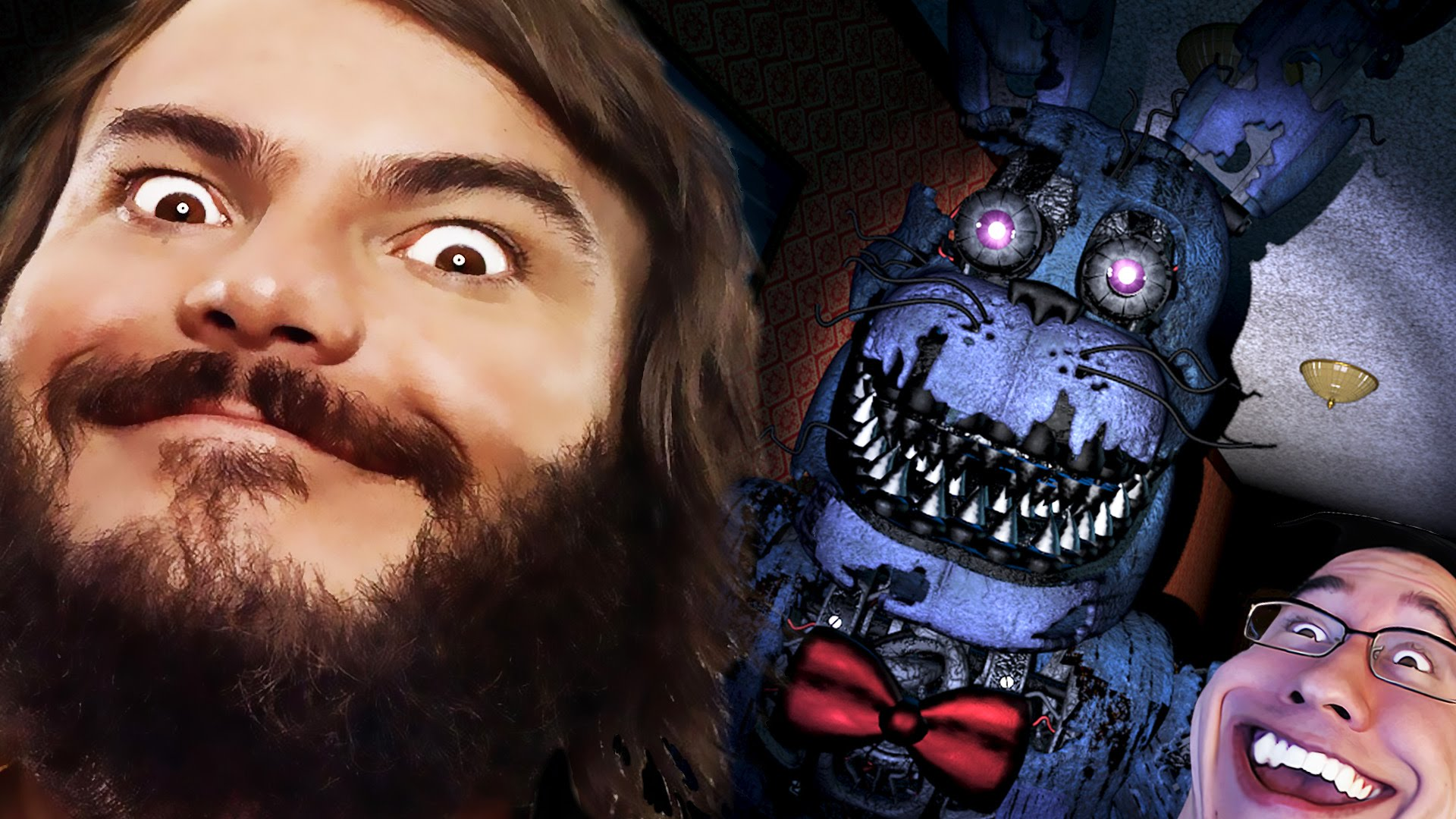 Five Nights at Freddy's with Jack Black | Markiplier Wiki | FANDOM