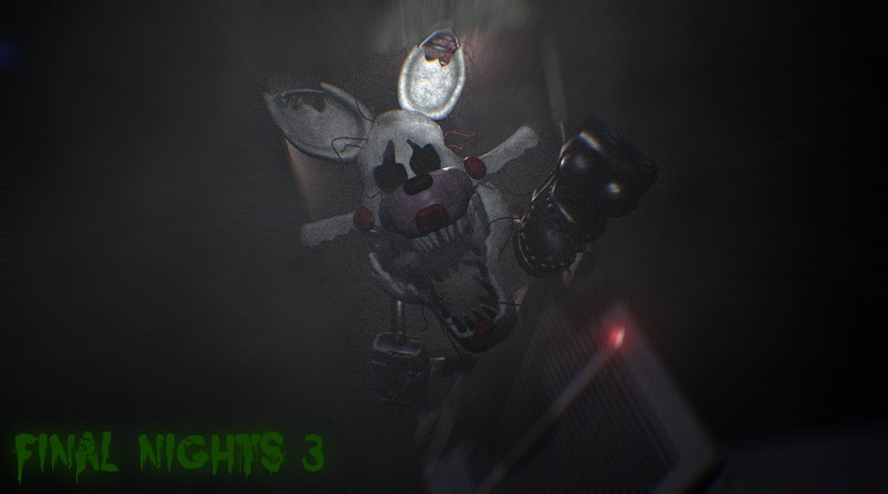 Final Nights 3: Nightmares Awaken   Markiplier Wiki   FANDOM