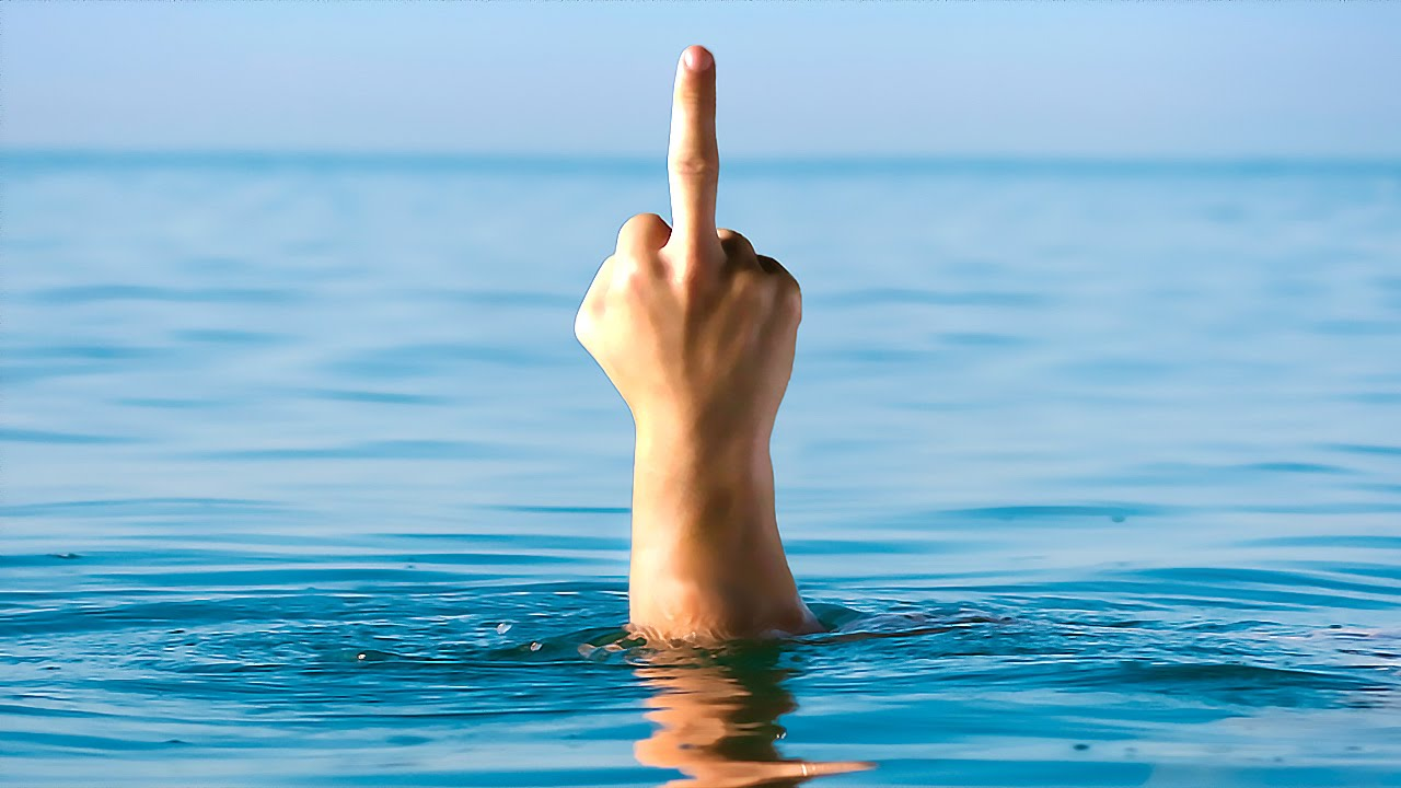 F**K THE OCEAN!!