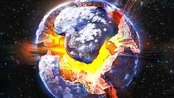END OF THE WORLD Icon